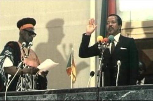 Article : Paul Biya 1982-2014 : le renouveau des trentenaires