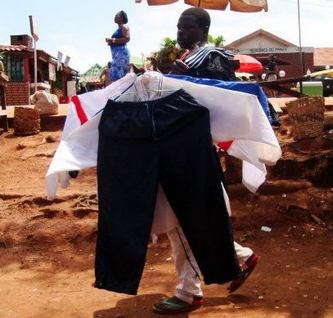 vendeur ambulant camerounais