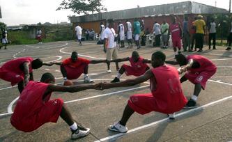 équipe de basketball du championnat national