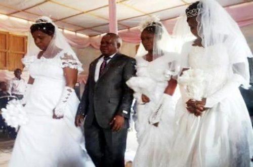 Article : La polygamie, ce n'est pas une bonne chose pour les femmes