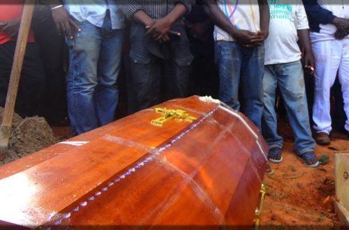 Article : Au Cameroun, on sait déjà ce qu'ils vont faire après ta mort