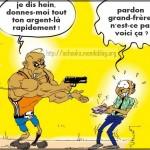 Douala, la ville où on te « frappe » sans te toucher