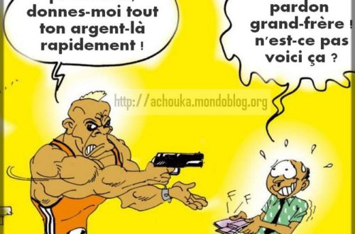 Article : Douala, la ville où on te « frappe » sans te toucher