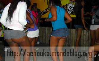 c'est dans les fêtes que les Camerounais recherchent leurs partenaires sexuels