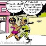 Vous voyez comment la langue française déteste les femmes ?
