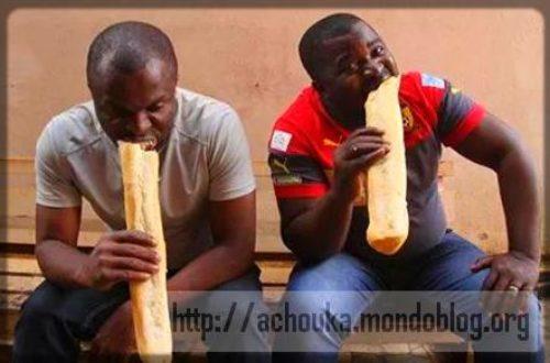 Article : Nous sommes Camerounais, nous sommes chiches jusqu'ààààà