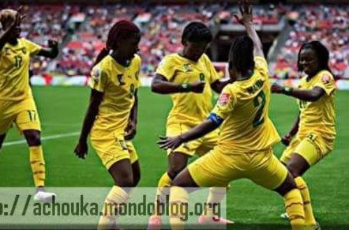 Article : Au Cameroun, on préfère les « Lionnes indomptables »