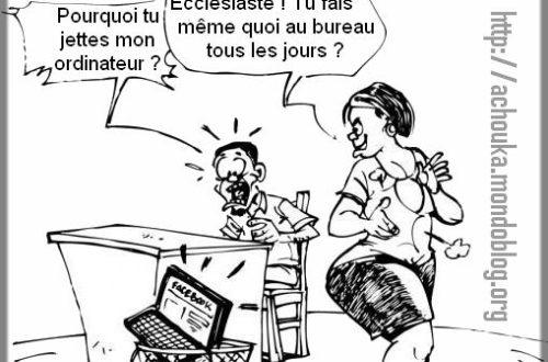 Article : Montre-moi ton bureau camerounais, et je te dirai qui tu es