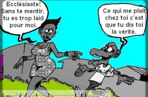 Article : Un jour, moi aussi je deviendrai un courtisan Camerounais