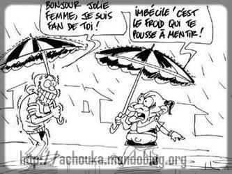 Les Camerounais mentent pour atteindre leurs objectifs