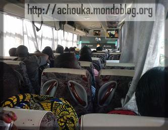 les voyages en bus se font sans véritable sécurité