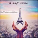 Je suis Camerounais, je vais prier pour Paris