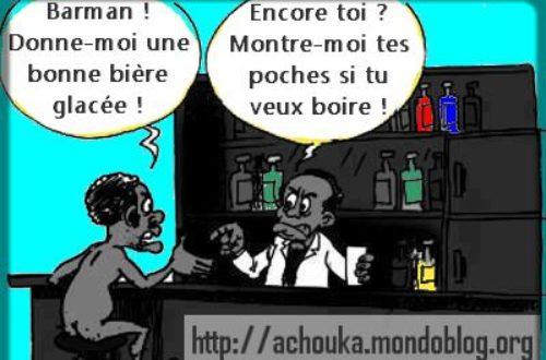 Article : Les Camerounais boivent hein, mais ils ne sont pas bêtes
