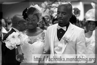 Le mariage est parfois synonyme de réussite sociale