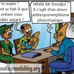 Le vrai problème du Cameroun, c'est le long français