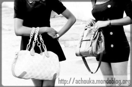 Article : Qu'est-ce qu'il y a dans le sac d'une Camerounaise ?