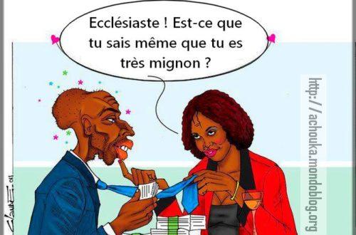 Article : Un rendez-vous galant camerounais
