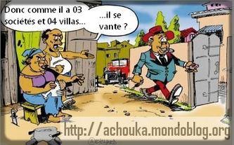 Il y a toujours des Camerounais qu s'occupent de votre vie