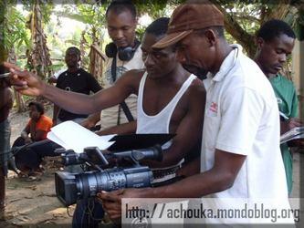Les cinéastes camerounais se débrouillent avec les moyens du bord