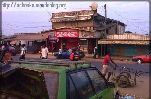 Article : À Souza, c'est un peu comme le reste du Cameroun…