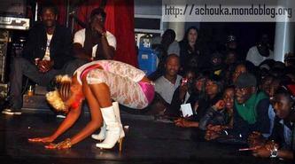 Certaines danseuses de cabarets sont des prostituées