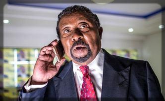 Jean Ping, opposant gabonais qui est persuadé d'avoir remporté la Présidentielle - (c) Visionguinee.info