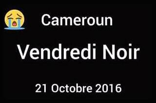 vendredi noir au Cameroun