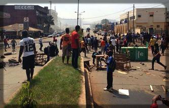 violences à Bamenda