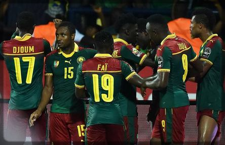 les Lions Indomptables à la CAN 2017