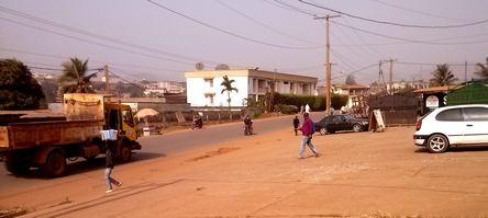 quartier Santa Barbara à Yaoundé