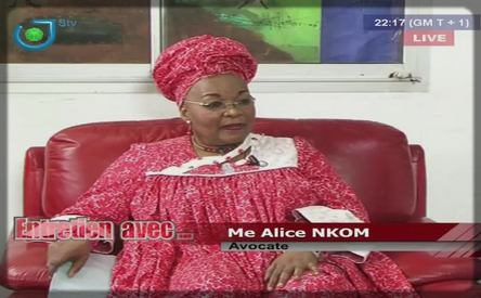 Maître Alice Nkom