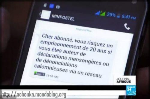 Article : Cameroun : mais que se passe-t-il avec les réseaux sociaux ?