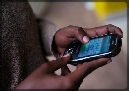 citoyen en possession d'un smartphone