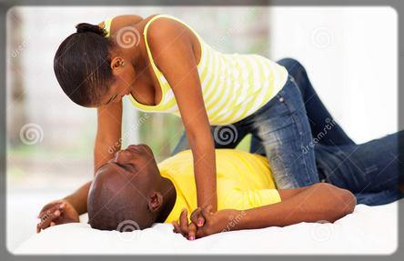 jeux amoureux dans un couple