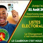 Inscrivez-vous sur les listes électorales !