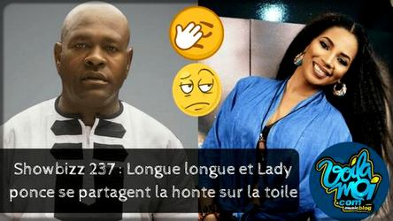 Longuè Longuè vs Lady Ponce
