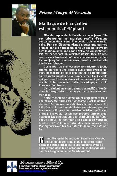 un ouvrage de Vincent Sosthène Fouda
