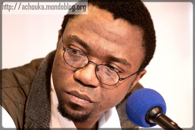 Patrice Nganang en conférence