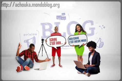 Article : Mon hit-parade des blogueurs camerounais en 2017