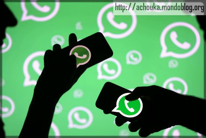 téléphones avec WhtasApp