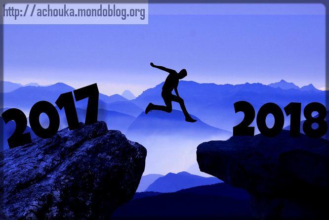 saut de 2017 à 2018