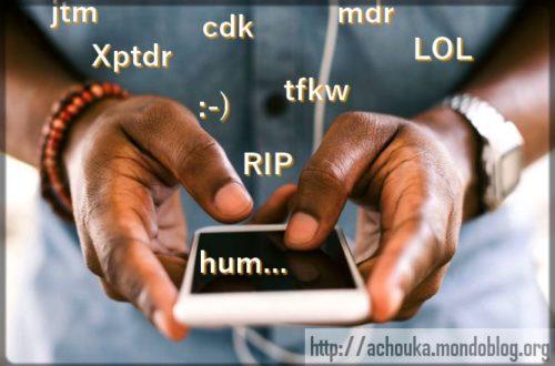 Article : Les Camerounais ont des abréviations qui ne veulent rien dire
