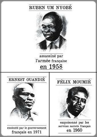 les leaders nationalistes de l'UPC assassinés