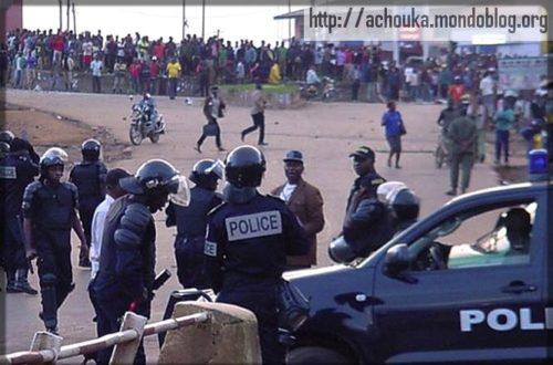 Article : Cameroun, février 2008