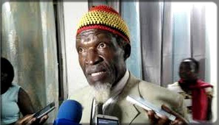 le combattant Mboua Massock