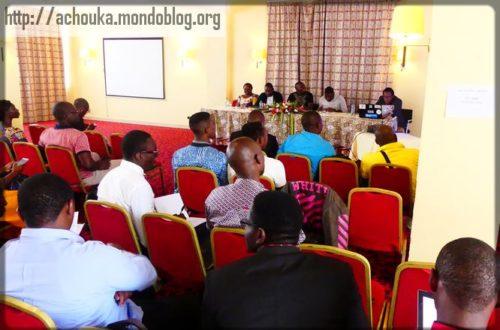 Article : Réunion des blogueurs du Cameroun, acte 2