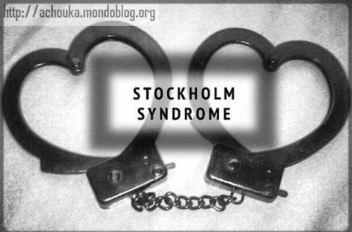 Article : J'aurai le syndrome de Stockholm