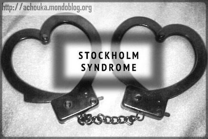 menottes syndrome de Stockholm