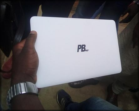 ordinateur PB