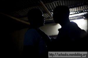 deux homosexuels africains